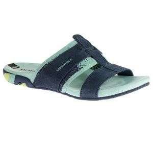 Merrell mimix bay cobalt sandals